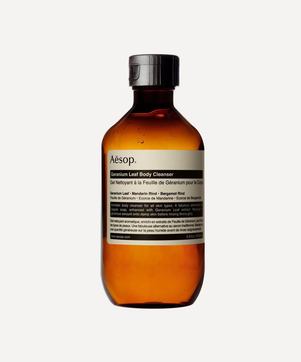 Aesop - Geranium Leaf Body Cleanser 200ml