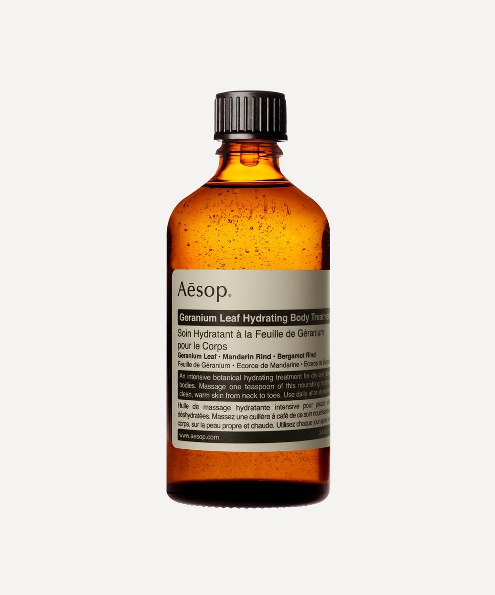 Aesop - Geranium Leaf Hydrating Body Treatment 100ml image number 0