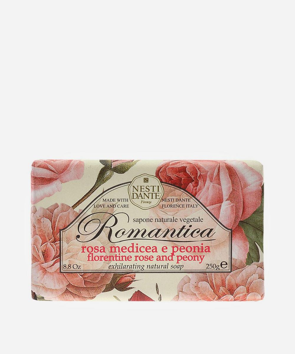 Nesti Dante - Romantica Florentine Rose and Peony Soap 250g