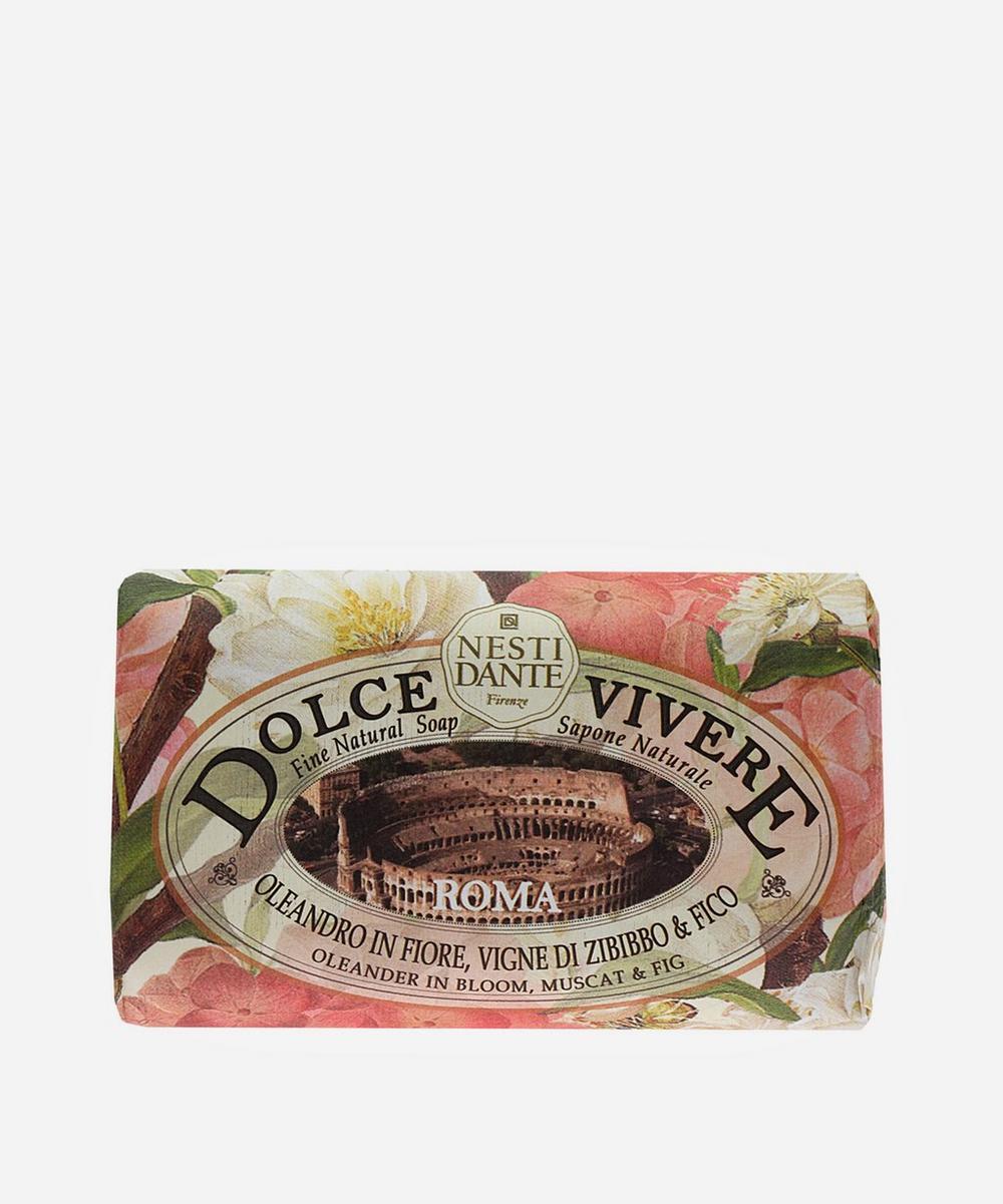 Nesti Dante - Dolce Vivere Roma Soap 250g
