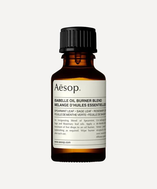 Aesop - Isabelle Oil Burner Blend