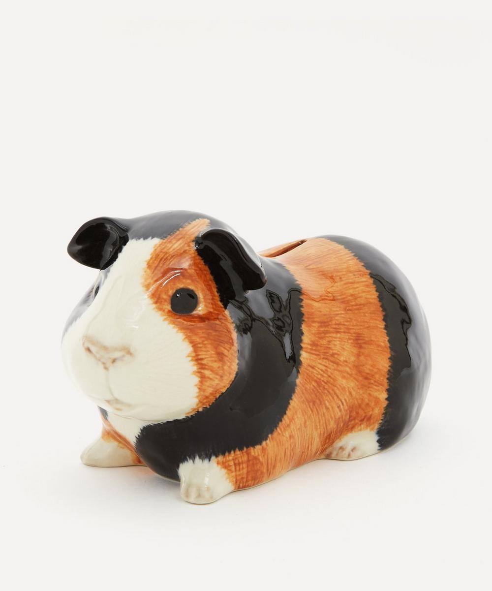 Quail - Guinea Pig Money Box