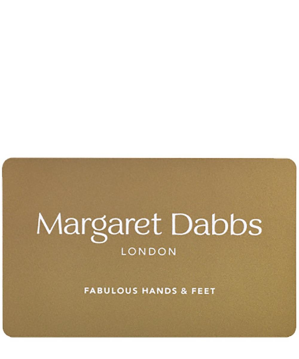 Margaret Dabbs London - £100 Sole Spa Voucher at Liberty