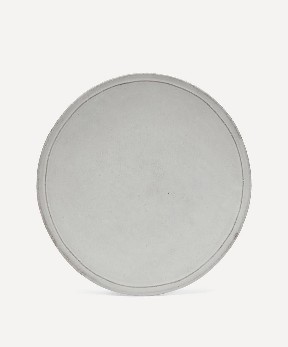 Astier de Villatte - Large Simple Dinner Plate