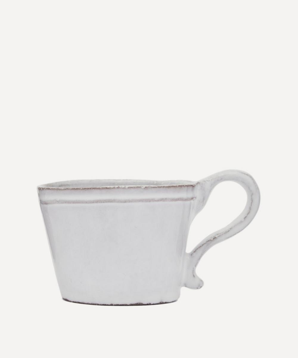 Astier de Villatte - Coffee Cup With Handle