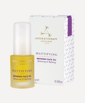 Mattifying Refining Face Oil 15ml