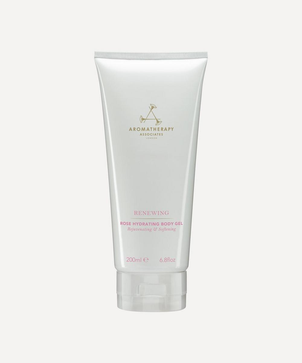 Aromatherapy Associates - Renewing Rose Hydrating Body Gel 200ml