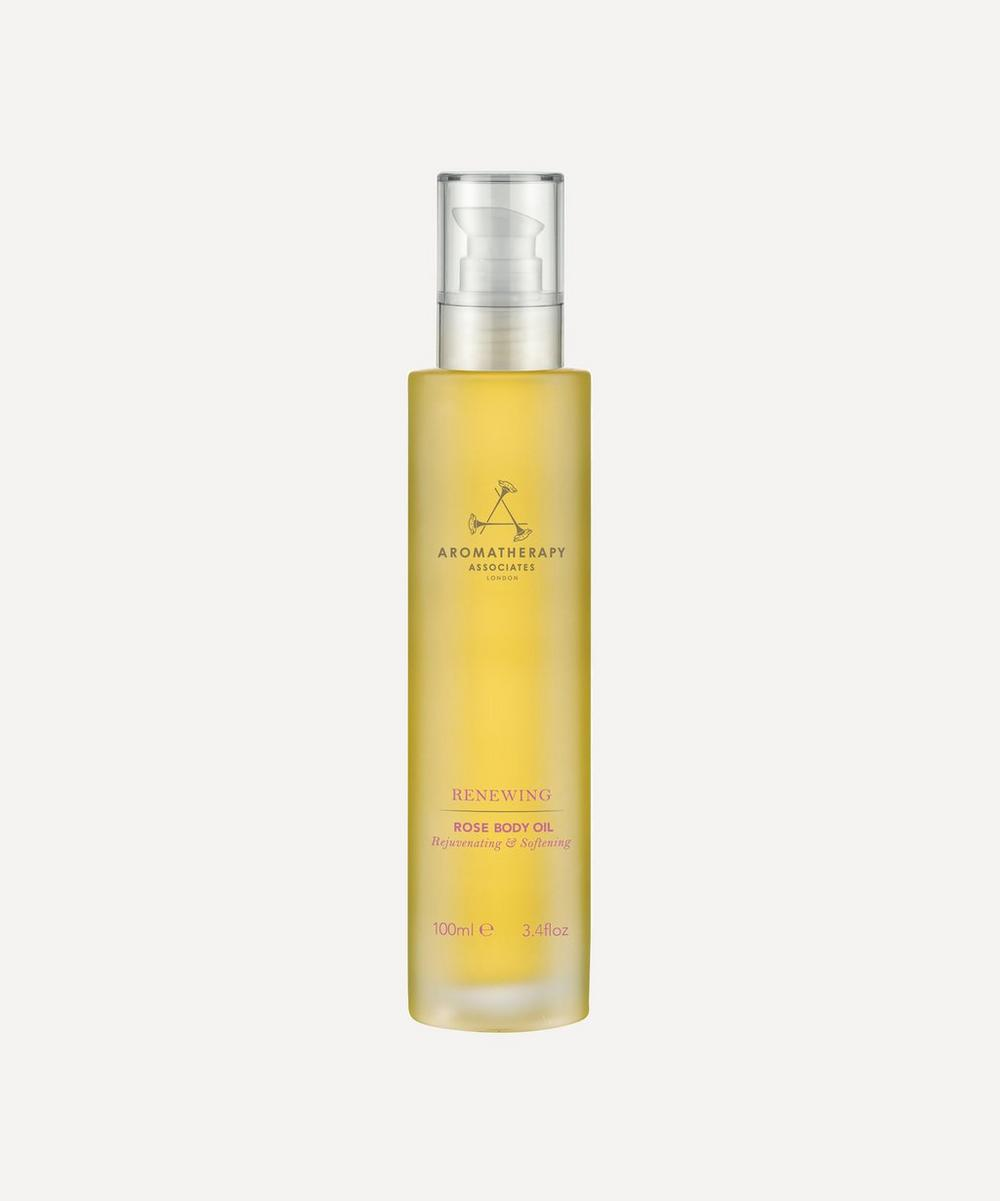 Aromatherapy Associates - Renew Rose Massage & Body Oil 100ml image number 0