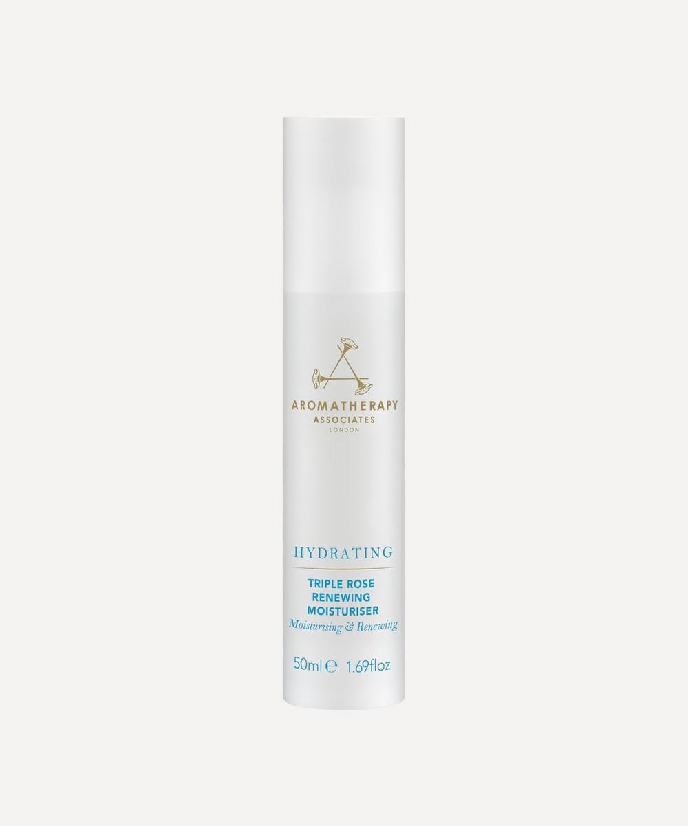 Aromatherapy Associates - Triple Rose Renewing Moisturiser 50ml