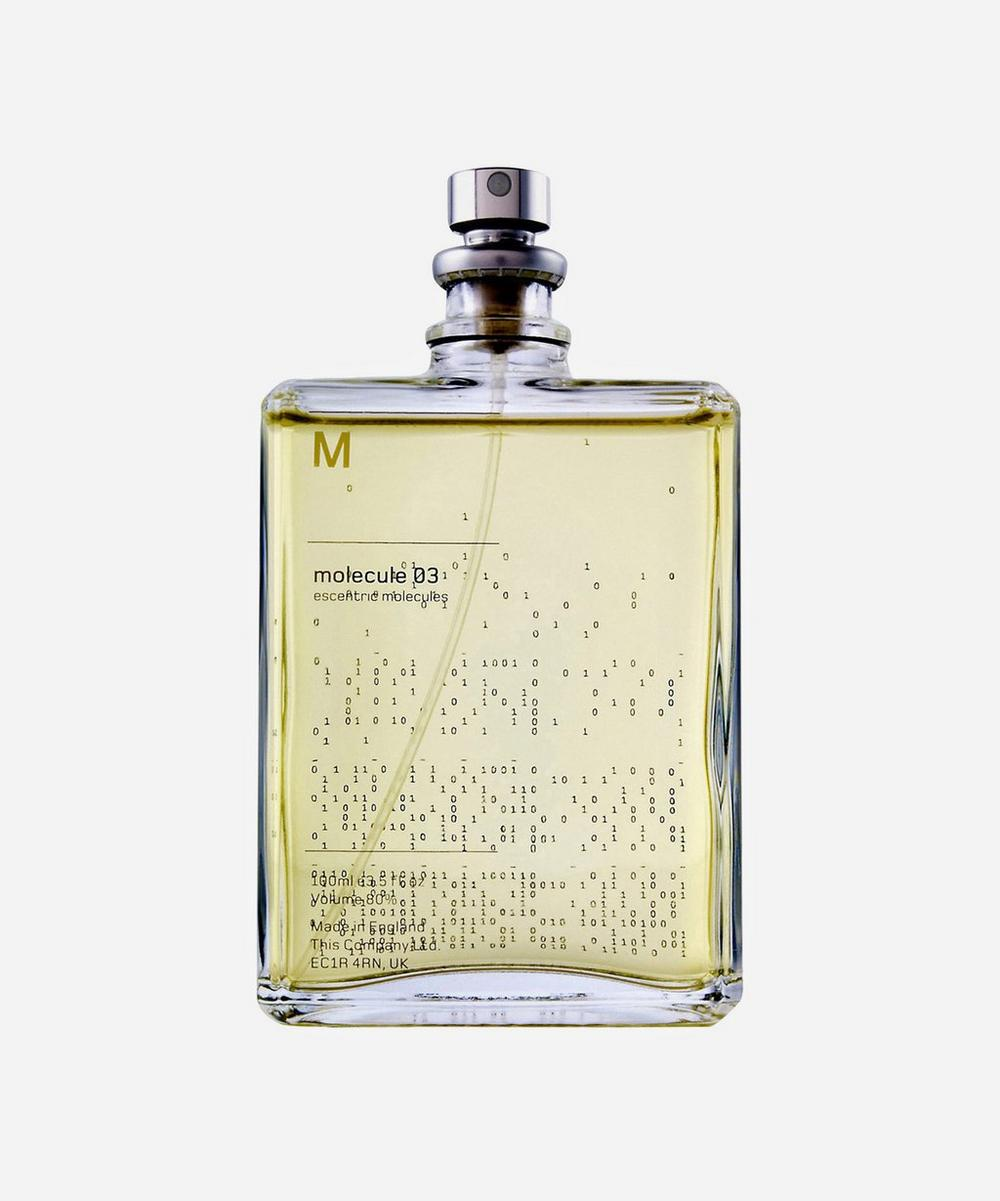 Escentric Molecules - Molecule 03 Eau de Toilette 100ml