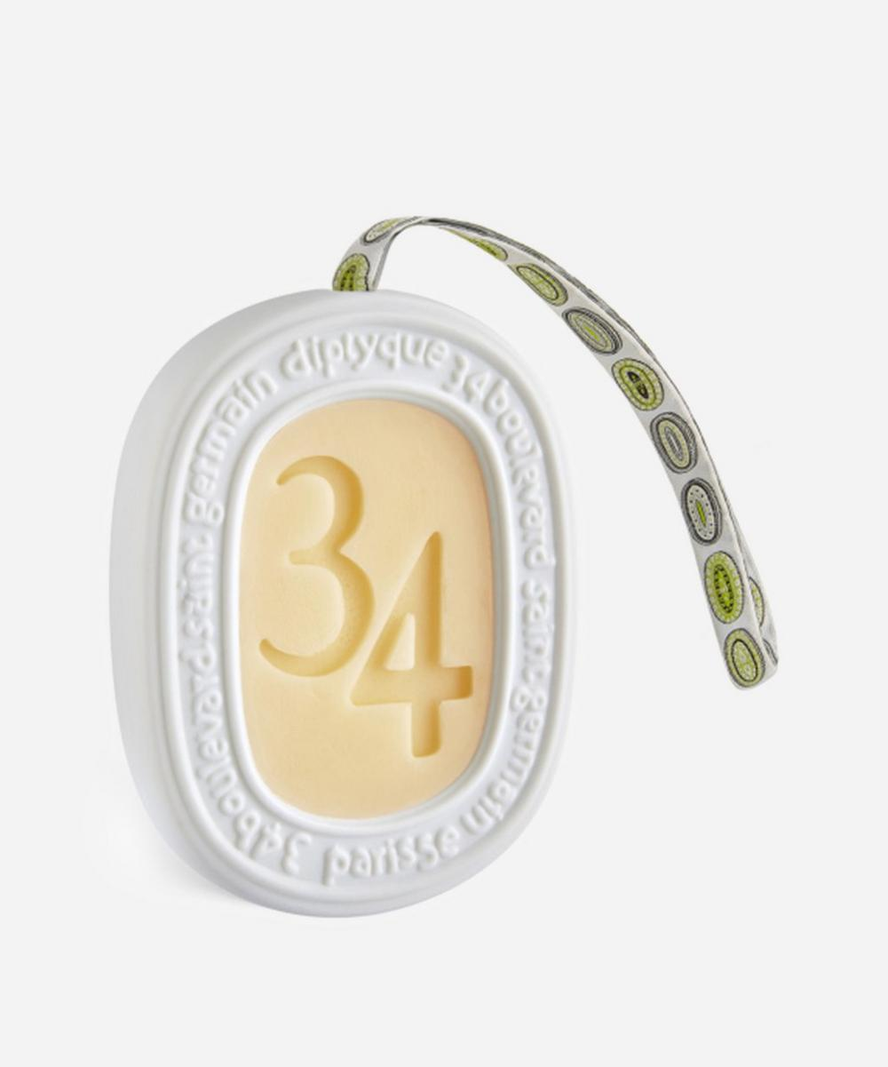 Diptyque - 34 Boulevard Saint Germain Scented Oval