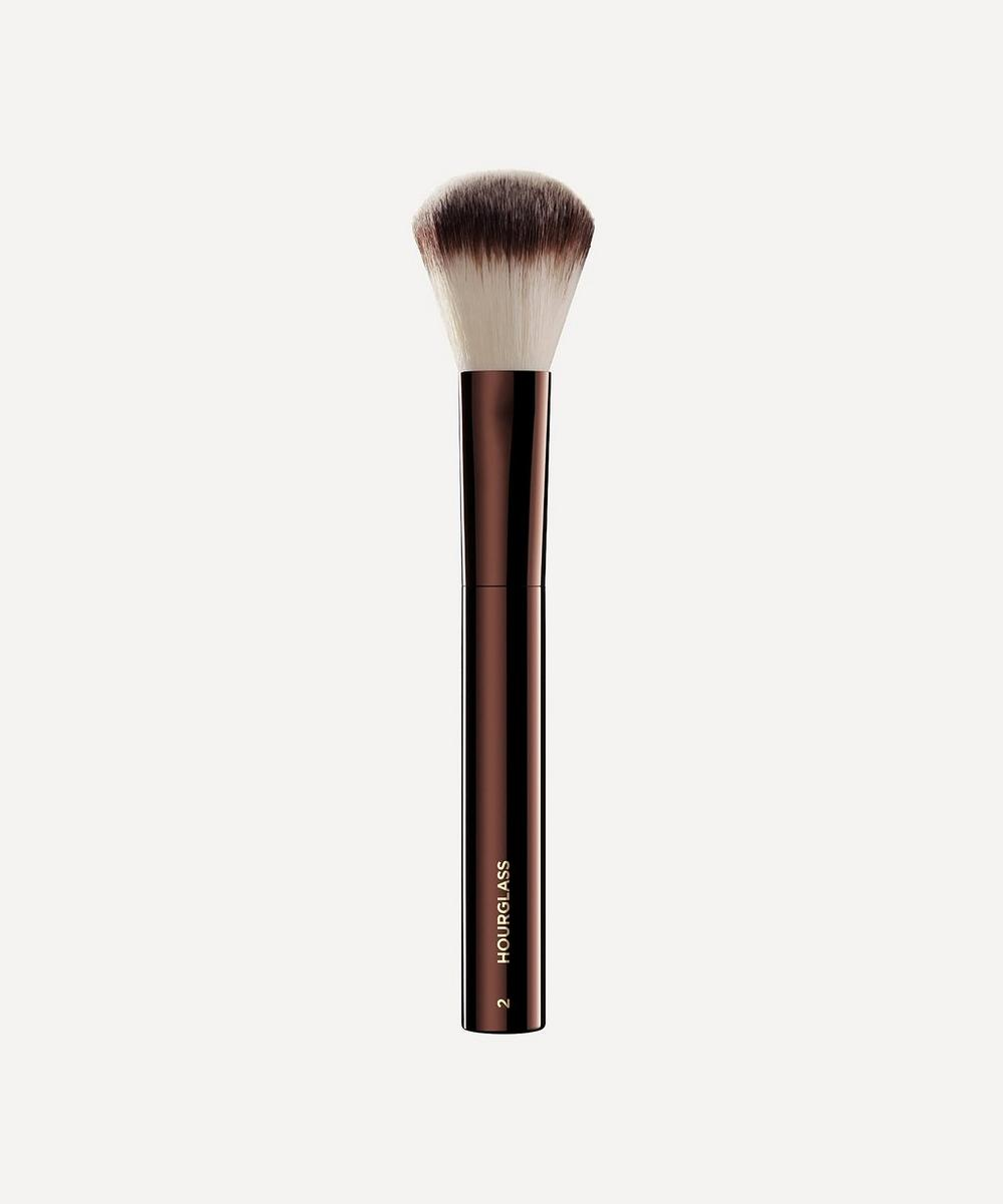Hourglass - No.2 Foundation/Blush Brush image number 0