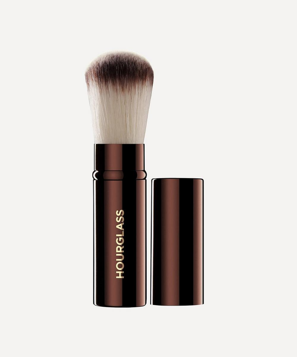 Hourglass - Retractable Foundation Brush