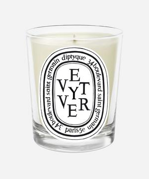 Vetyver Scented Candle 190g