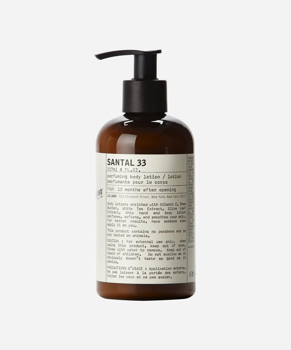 Le Labo - Santal 33 Body Lotion 237ml image number 0