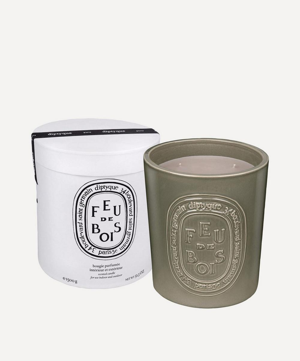 Diptyque - Feu de Bois Indoor and Outdoor Candle 1500g