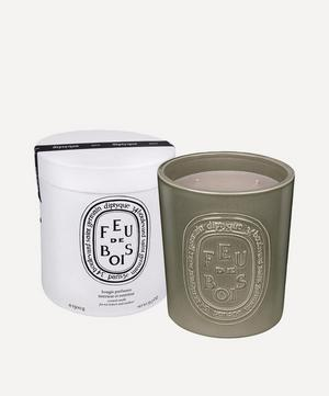 Feu de Bois Indoor and Outdoor Candle 1500g