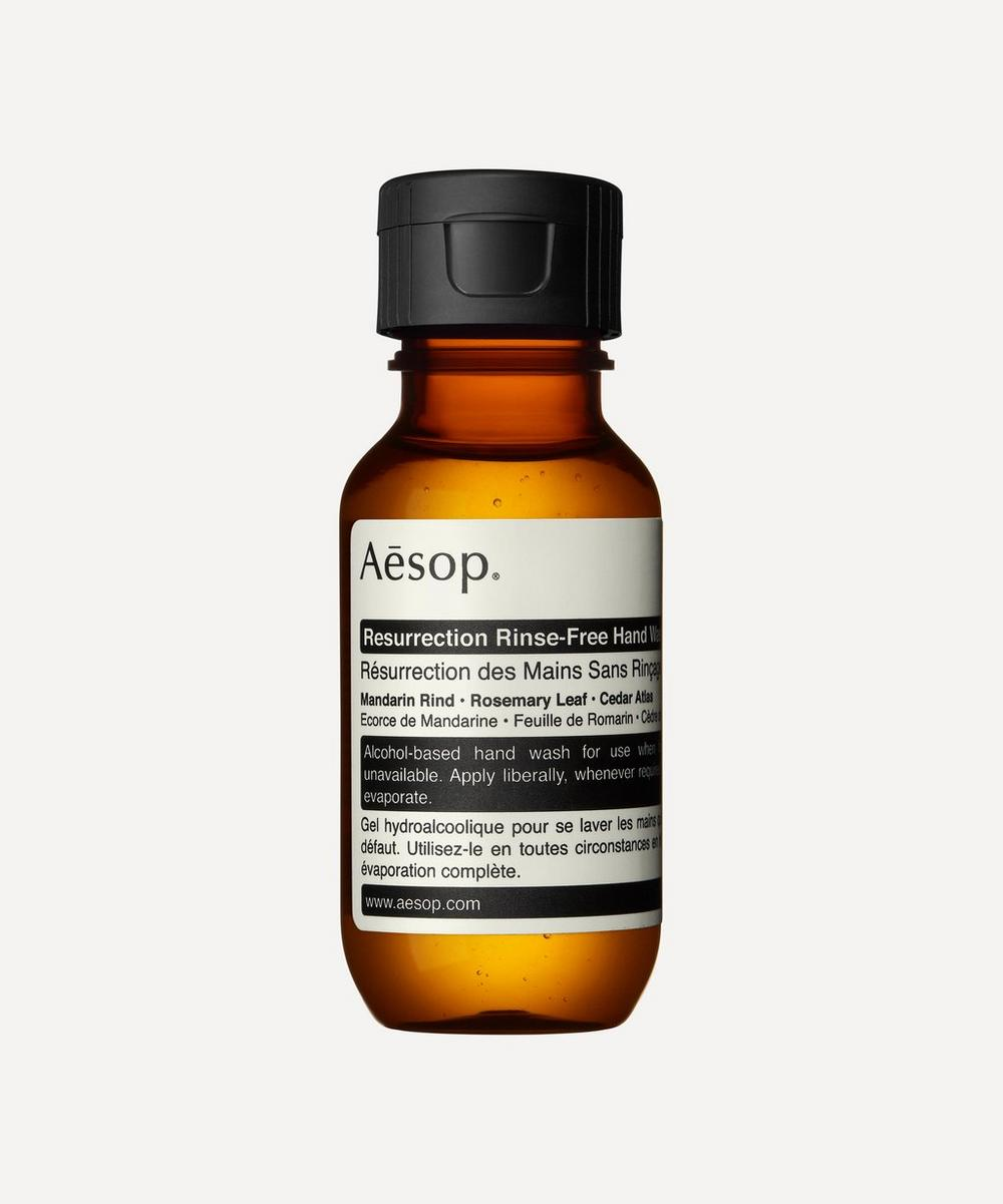 Aesop - Resurrection Rinse-Free Hand Wash 50ml