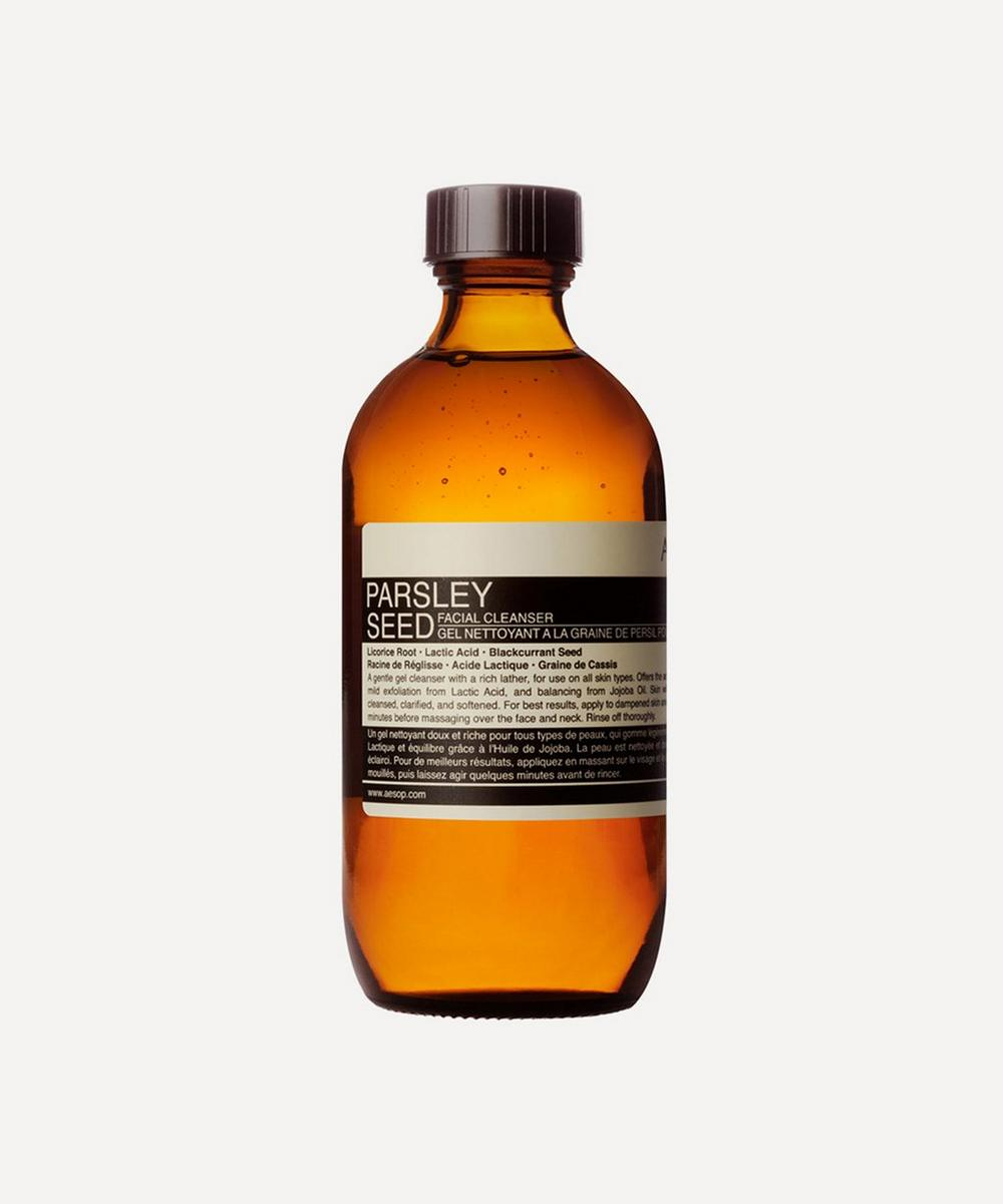 Aesop - Parsley Seed Facial Cleanser 200ml