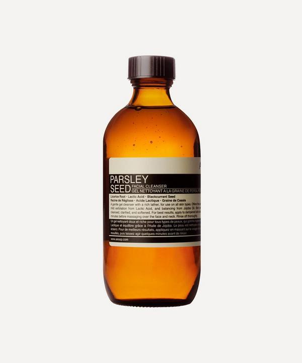 Aesop - Parsley Seed Facial Cleanser 200ml