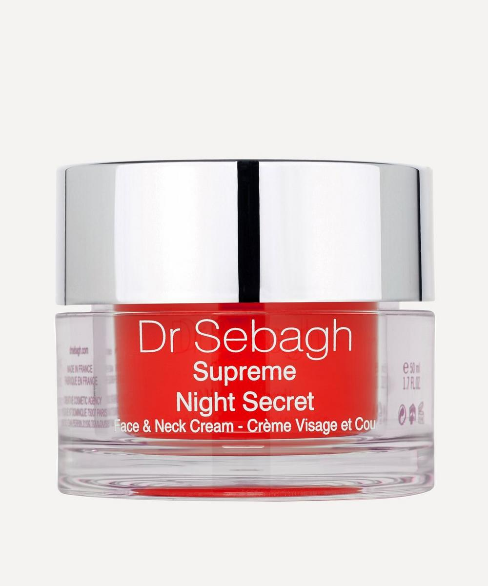 Dr Sebagh - Supreme Night Secret 50ml
