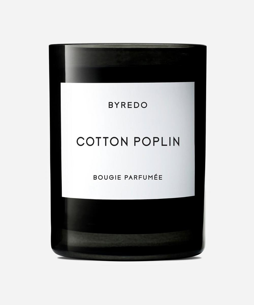 Byredo - Cotton Poplin Candle 240g image number 0