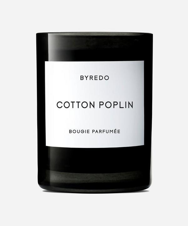 Byredo - Cotton Poplin Candle 240g