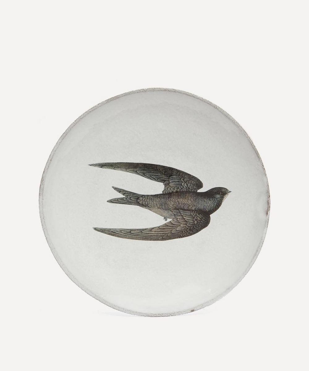 Astier de Villatte - Swallow Dinner Plate