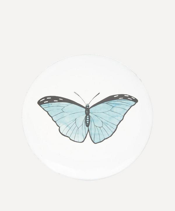 Astier de Villatte - Butterfly Dinner Plate