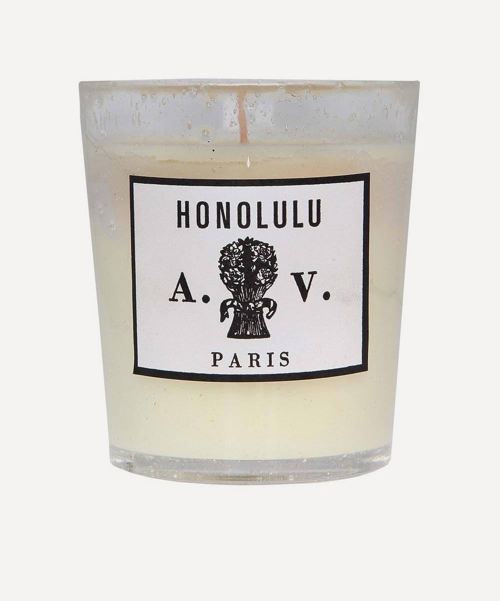 Astier de Villatte - Honolulu Glass Scented Candle 260g