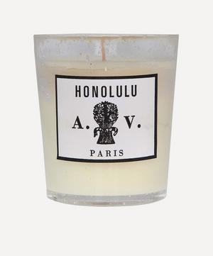 Honolulu Glass Scented Candle 260g