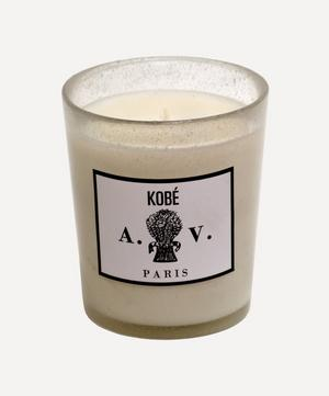 Kobé Glass Scented Candle 260g