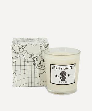 Mantes-La-Jolie Glass Scented Candle 260g