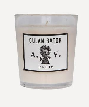 Oulan Bator Glass Scented Candle 260g