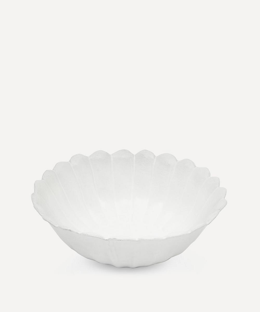 Astier de Villatte - Large Marguerite Salad Bowl