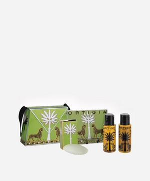 Fico d'India Handbag Travel Set
