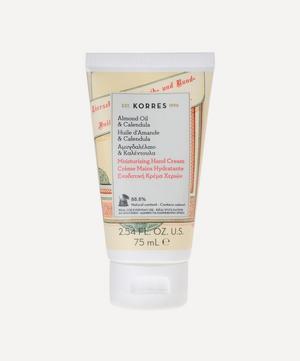 Almond Oil and Calendula Moisturising Hand Cream 75ml