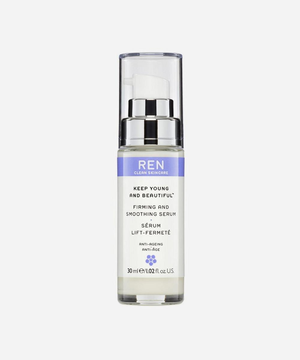 REN Clean Skincare - Keep Young and Beautiful Firming and Smoothing Serum 30ml