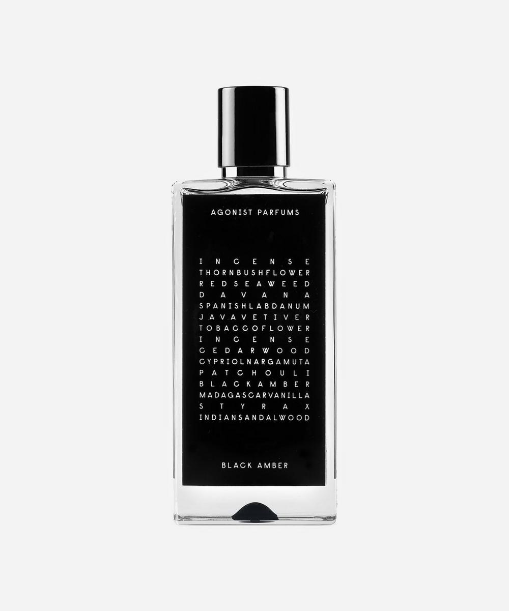 Agonist Parfums - Black Amber 50ml