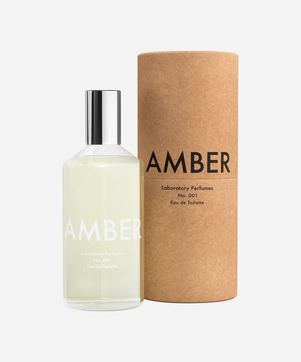 Laboratory Perfumes - Amber Eau de Toilette 100ml