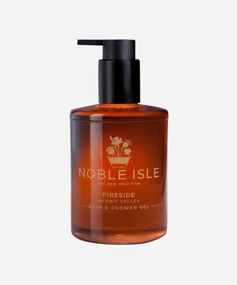Noble Isle - Fireside Bath and Shower Gel 250ml