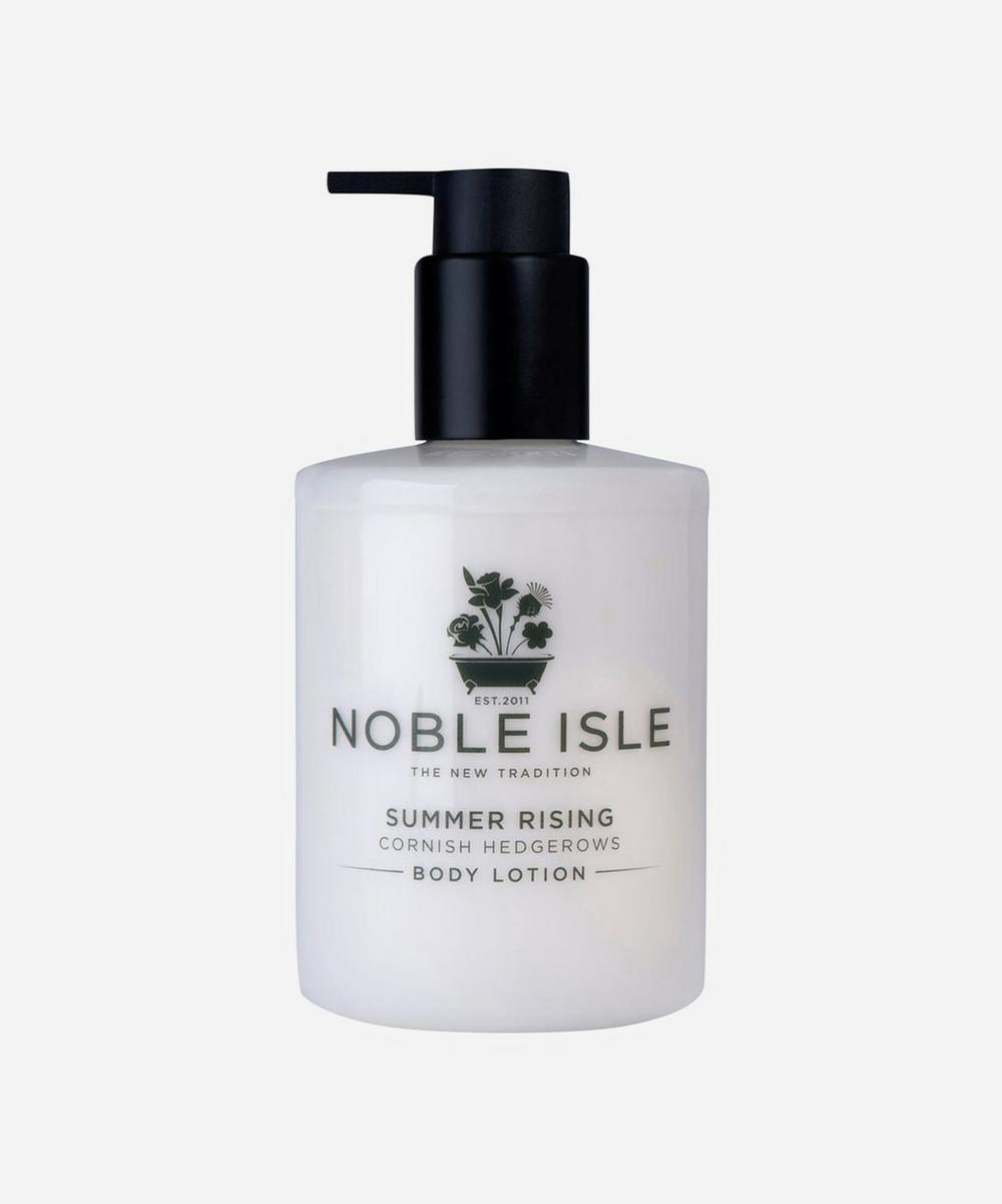 Noble Isle - Summer Rising Cornish Hedgerows Body Lotion 250ml