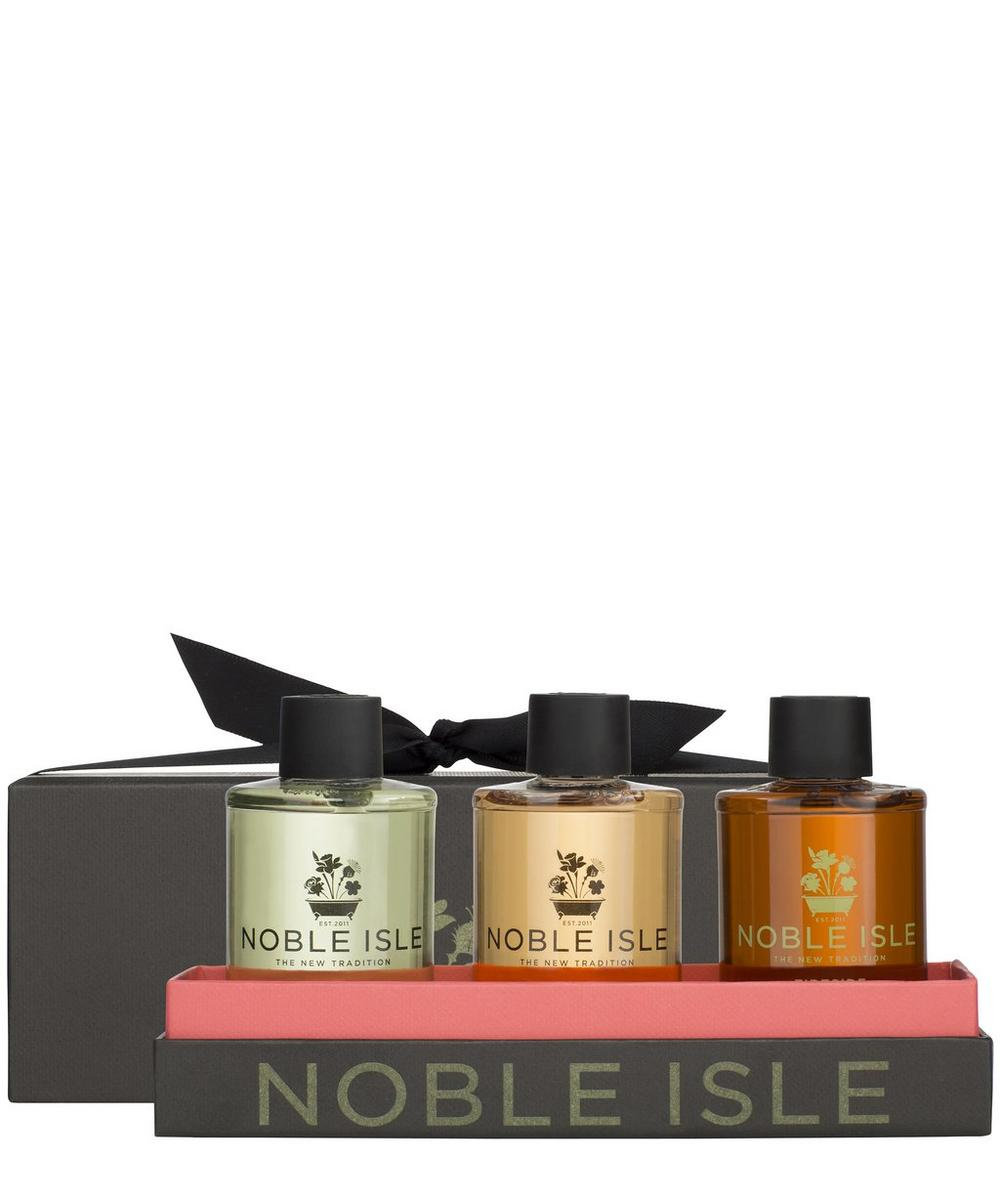 Noble Isle - Bath and Shower Trio Gift Set 3 x 75ml image number 0