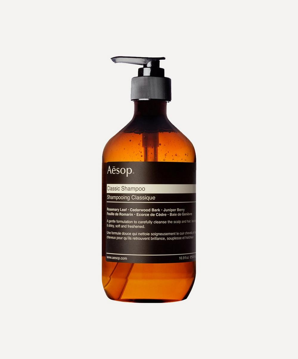 Aesop - Classic Shampoo 500ml image number 0