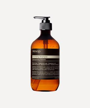 Volumising Shampoo 500ml