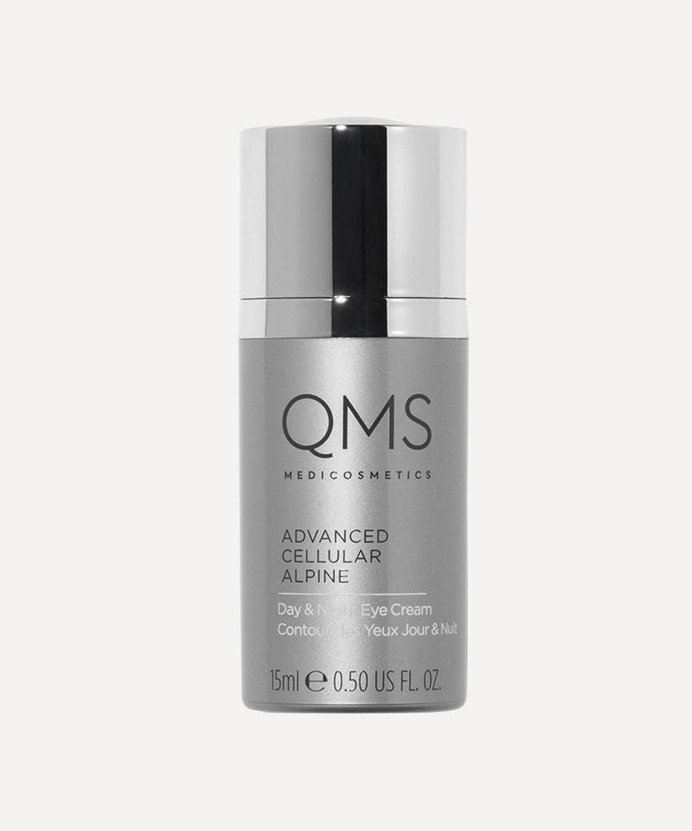 QMS Medicosmetics - Advanced Cellular Alpine Day & Night Eye Cream 15ml