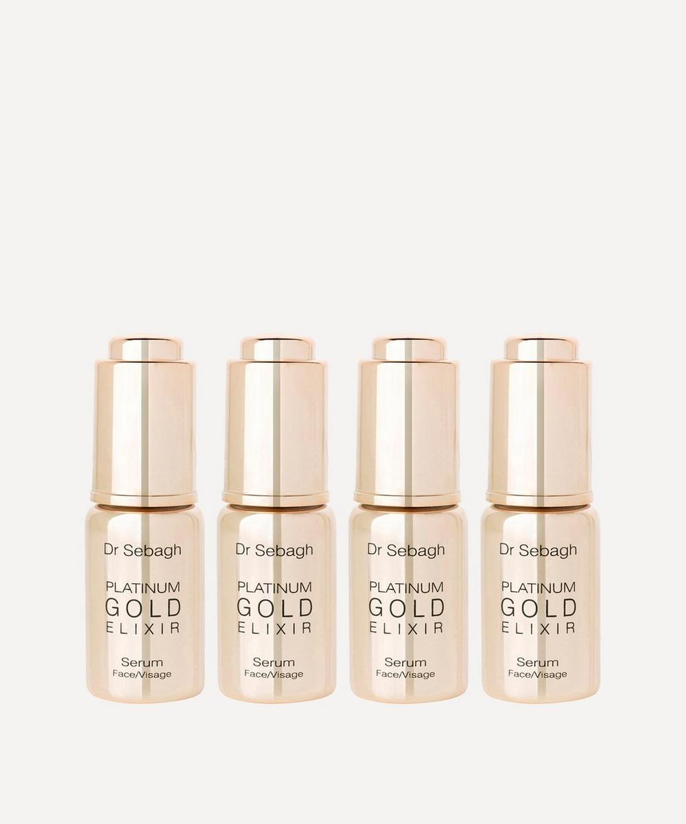 Dr Sebagh - Platinum Gold Elixir 4 x 10ml