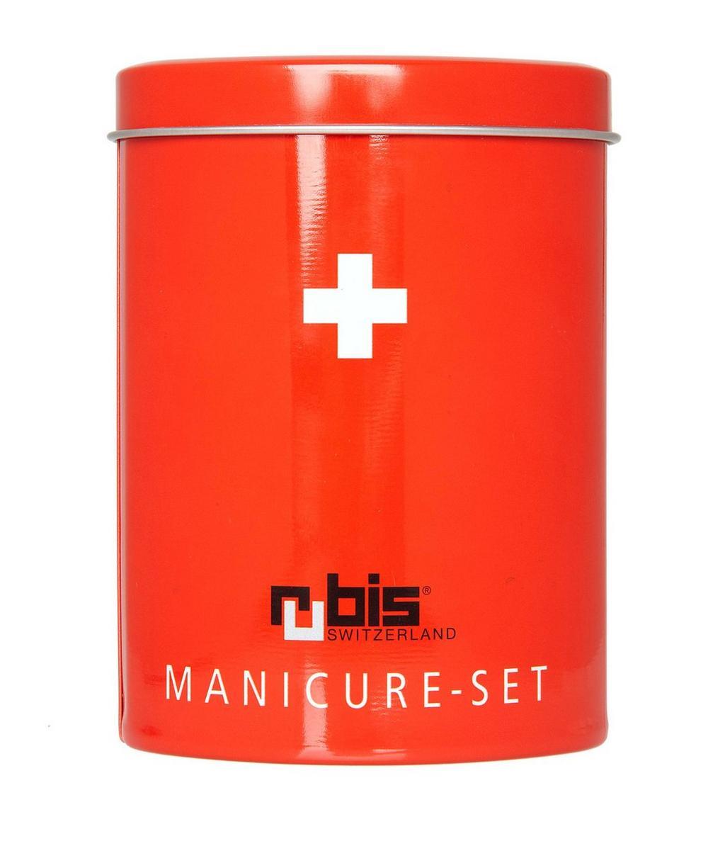 Rubis - Swiss Box Manicure Set