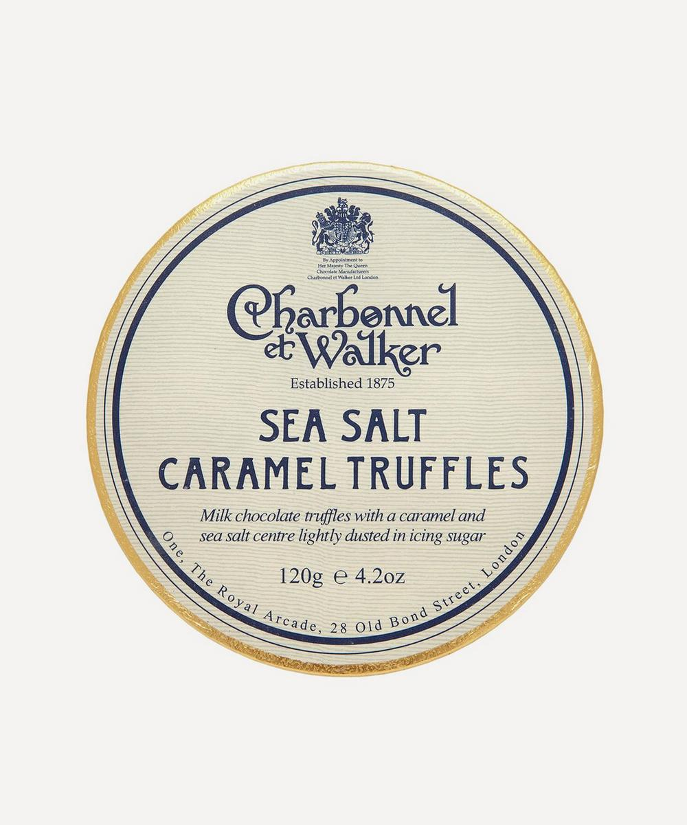 Charbonnel et Walker - Sea Salt Caramel Truffles 120g