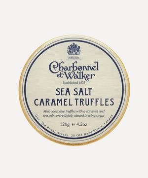 Milk Sea Salt Caramel Truffles 120g